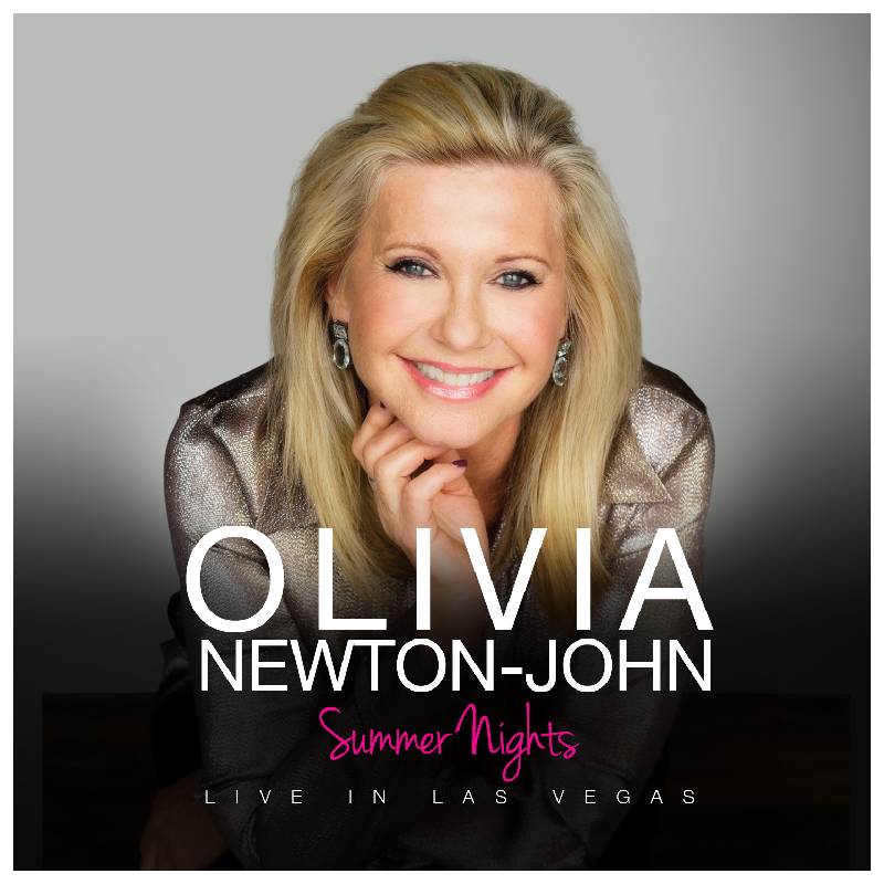 Olivia Newton-John CD- Live in Vegas