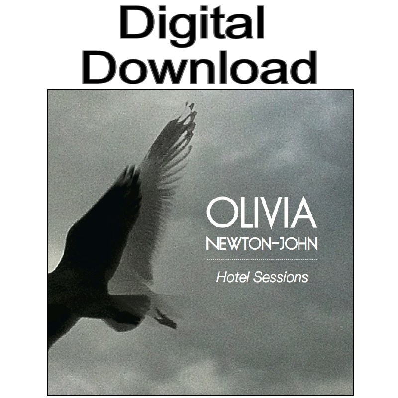 Olivia Newton-John DIGITAL DOWNLOAD- Hotel Sessions