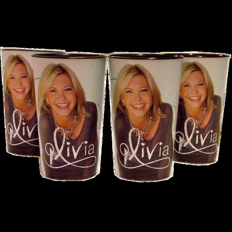 Olivia Newton-John Stadium Cup Set