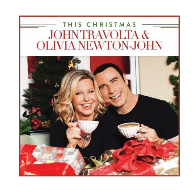 Olivia Newton-John CD- This Christmas (with John Travolta)