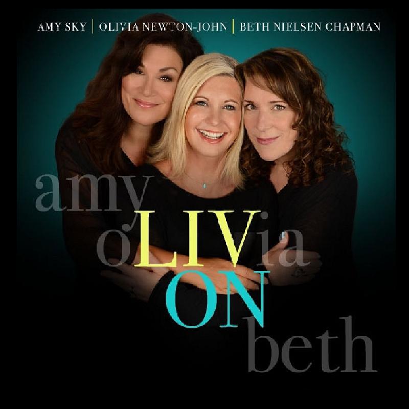 Olivia Newton-John CD- Liv On
