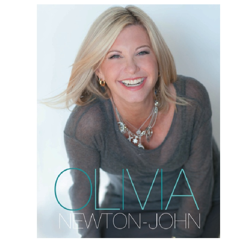 Olivia Newton-John Tour Book
