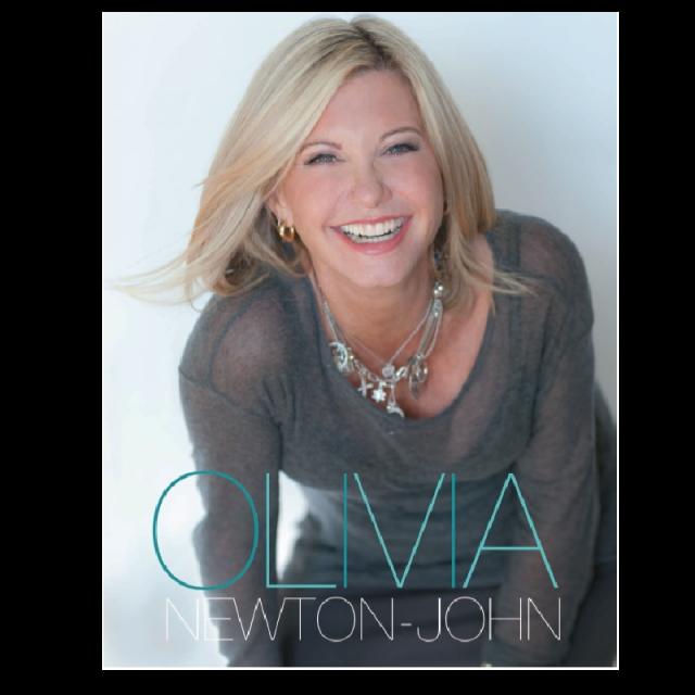 Olivia Newton-John Tour Book
